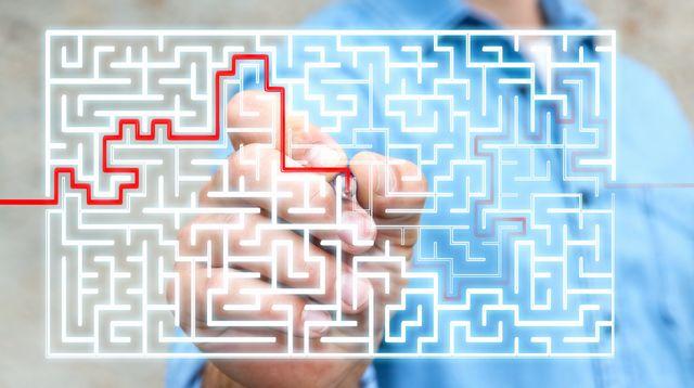研究開発 転職への道のり イメージ