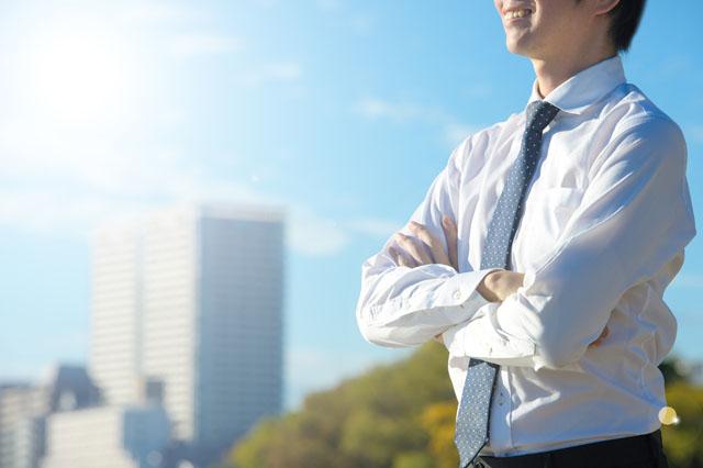 40代から営業へ転職した男性