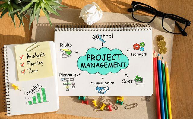 プロジェクトマネージャーのイメージ
