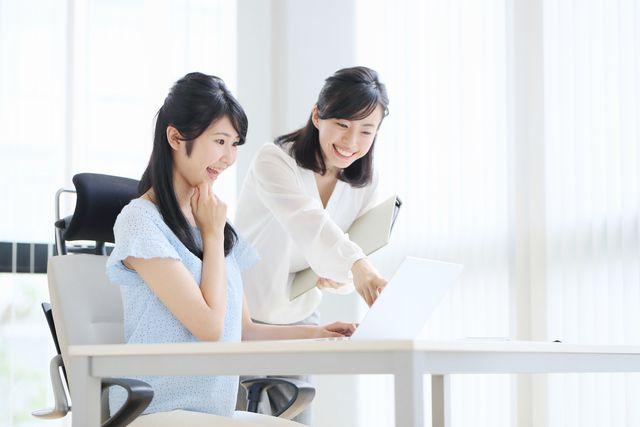 転職成功のコツを発見した40代女性