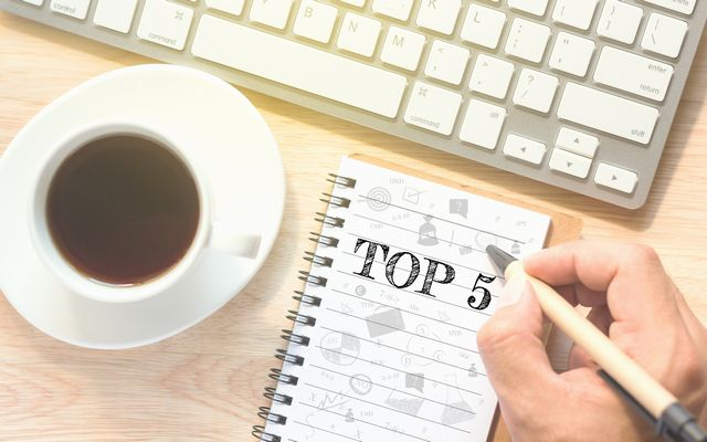 40代女性向けの転職先TOP5 イメージ