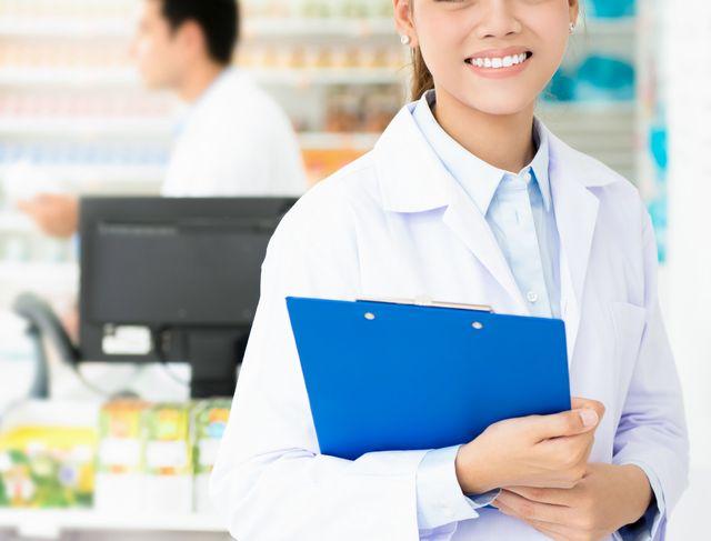 40代の薬剤師女性