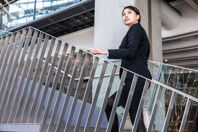 正社員にステップアップする女性