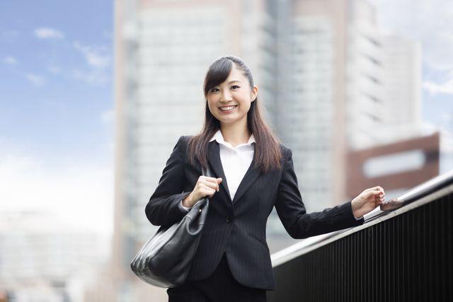 正社員をめざす40代女性