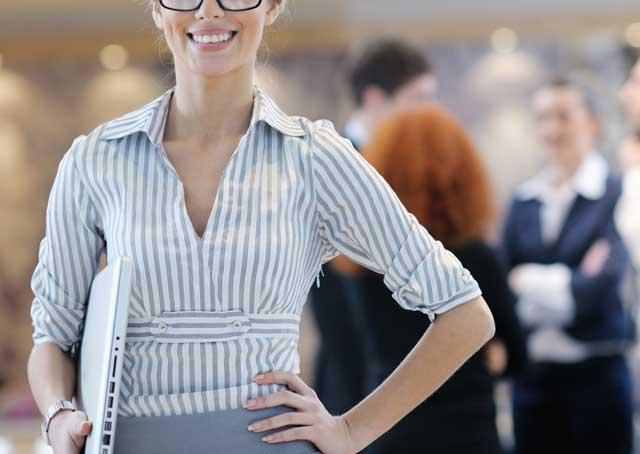 転職成功した50代女性