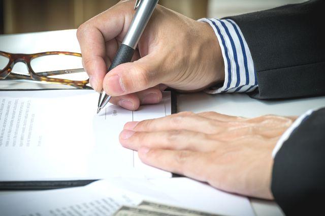 代理店営業の志望動機を書く人