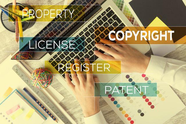 特許事務 イメージ