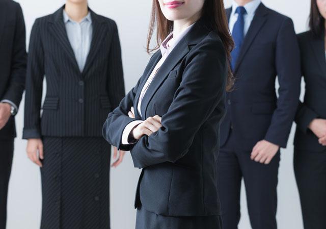 営業事務のスキルを持つ人