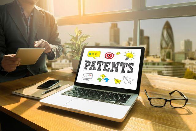 特許事務求人のwebページ