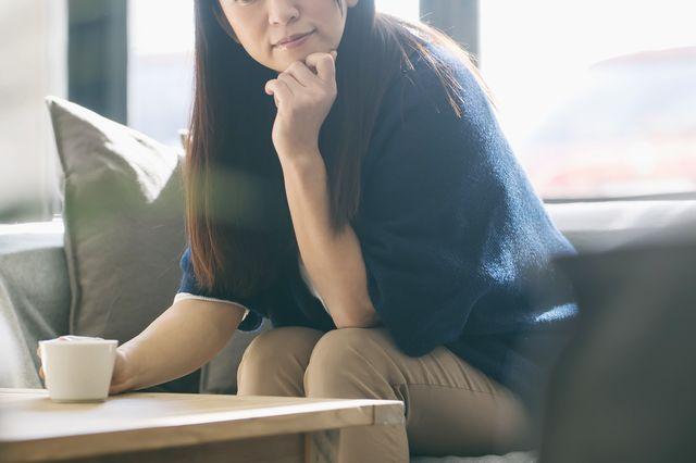 転職に悩む50代女性