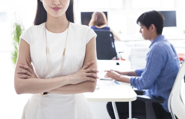 40代で転職した女性