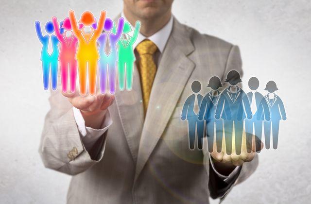 転職のための資格取得の成功者 イメージ