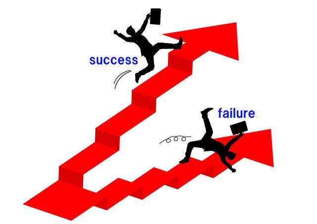 転職失敗するポイント