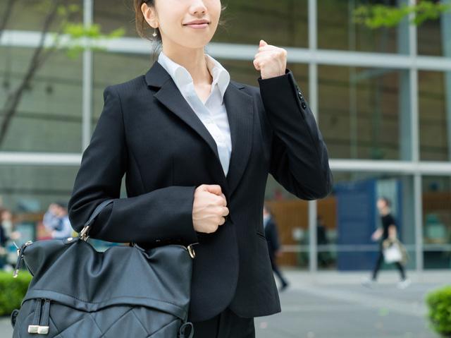 未経験から正社員に転職した女性