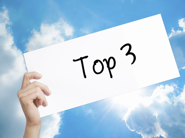 20代女性に人気の転職先TOP3