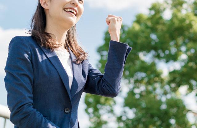 技術職へ転職成功した女性