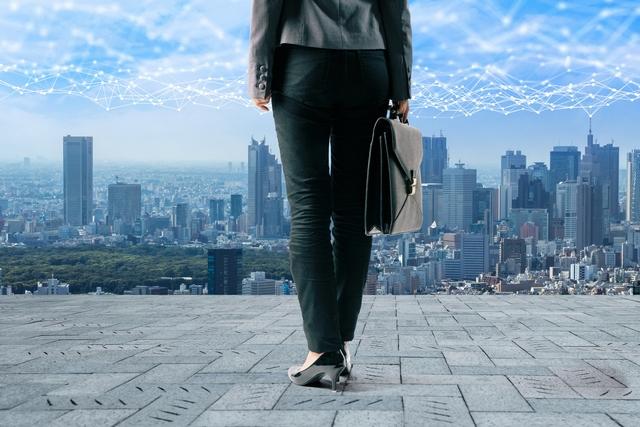 40代女性の転職市場 イメージ