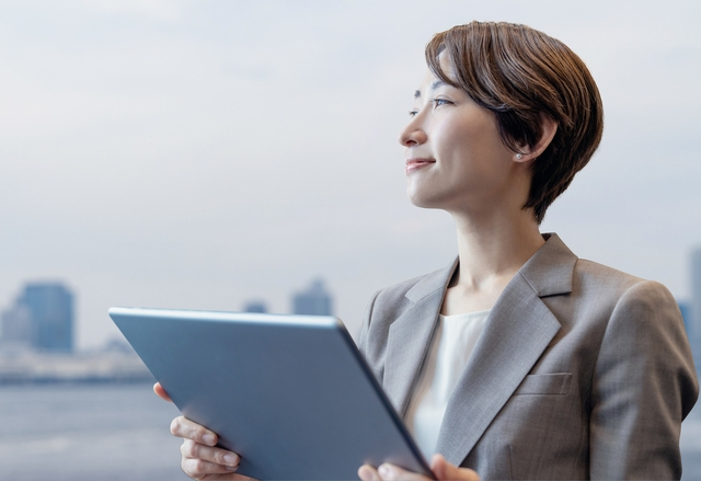 転職を成功させた40代の女性