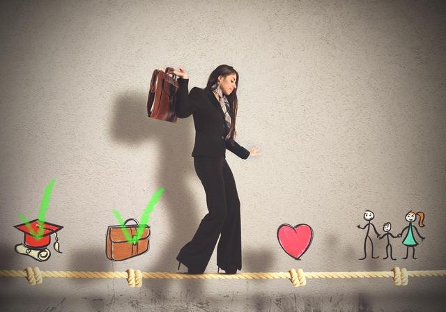 就職への道を歩む40代女性