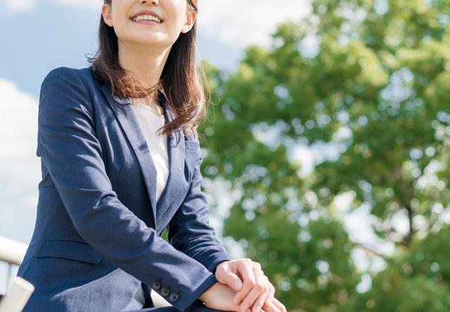 転職成功を目指す中高年女性