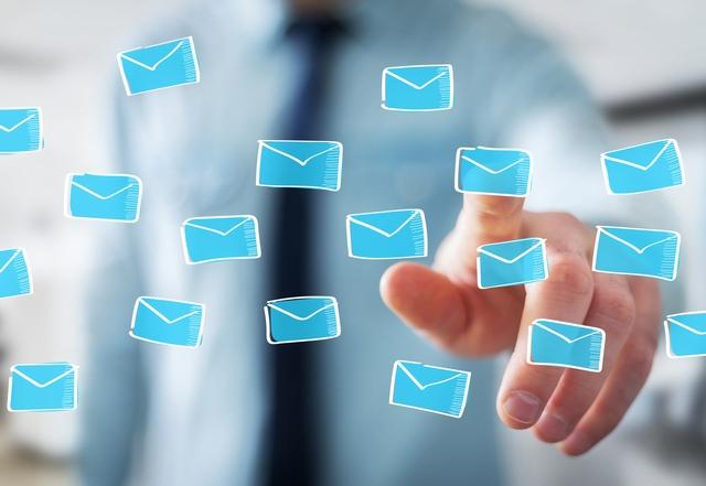 転職挨拶メールへの返信 イメージ