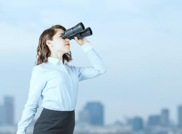 転職サイトを渡り歩く30代女性