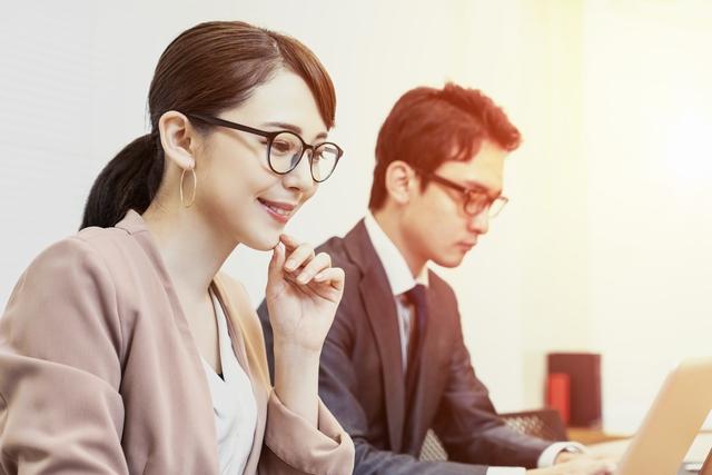 専門性の高い女性向けの仕事 イメージ