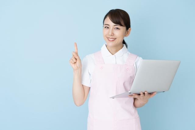 40代女性の介護職への転職成功事例 イメージ