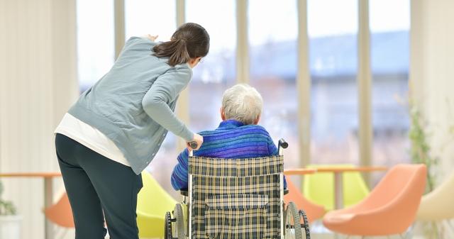 介護職に挑戦した40代女性