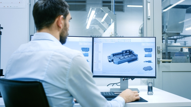 CADを使う機械系エンジニア