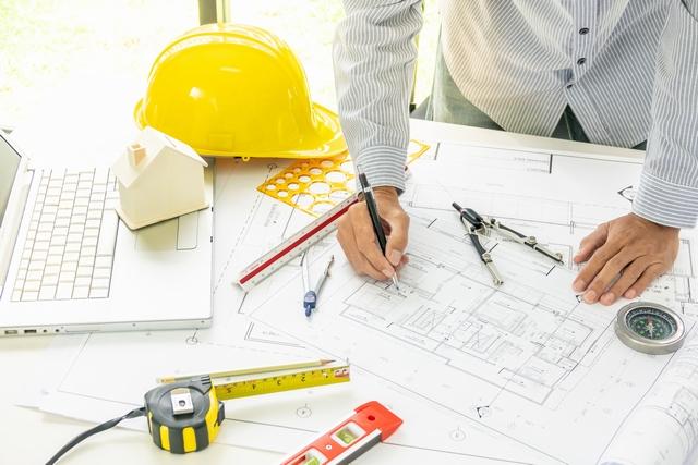 建築設計の仕事 イメージ
