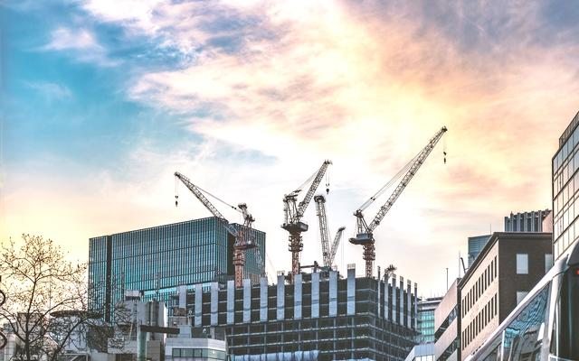 建設 建築 土木の仕事イメージ