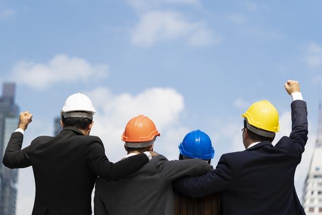 電気工事施工管理技士 転職成功のイメージ