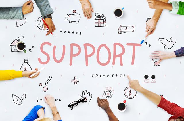 介護業界のサポート