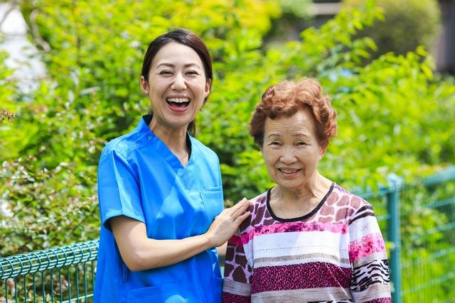 介護転職に成功した40代女性