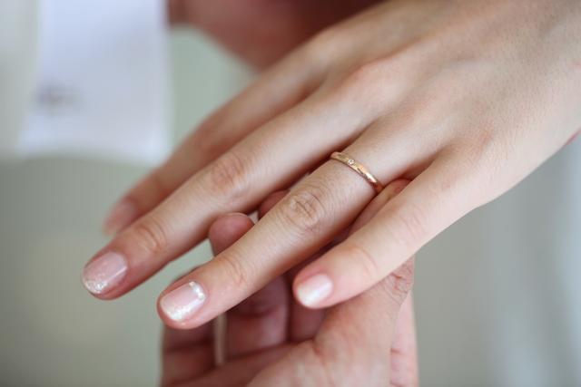 既婚女性のイメージ