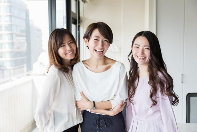 30代女性の転職 成功イメージ