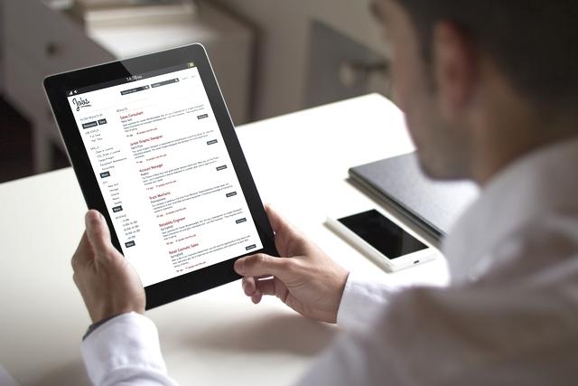 直接応募型の転職サイト イメージ