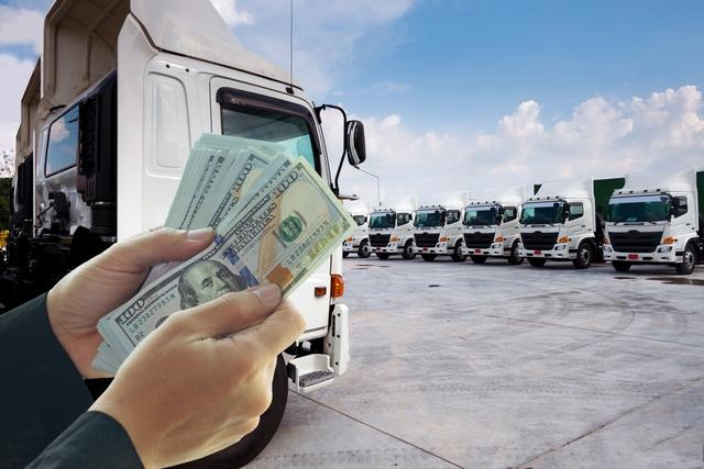 高収入大型ドライバーのイメージ