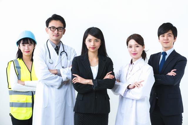 さまざまな職種・業界に特化した転職エージェント イメージ