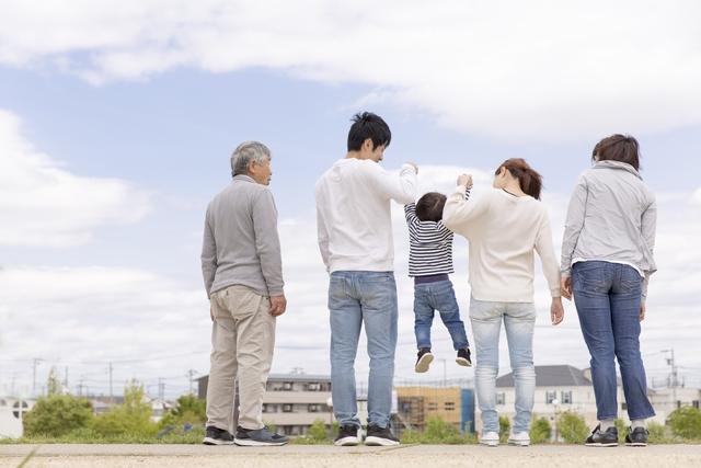 50代転職と家族 イメージ